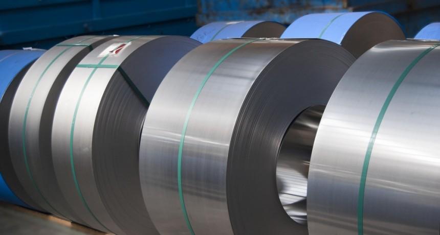 La producción siderúrgica argentina en mayo de 2020