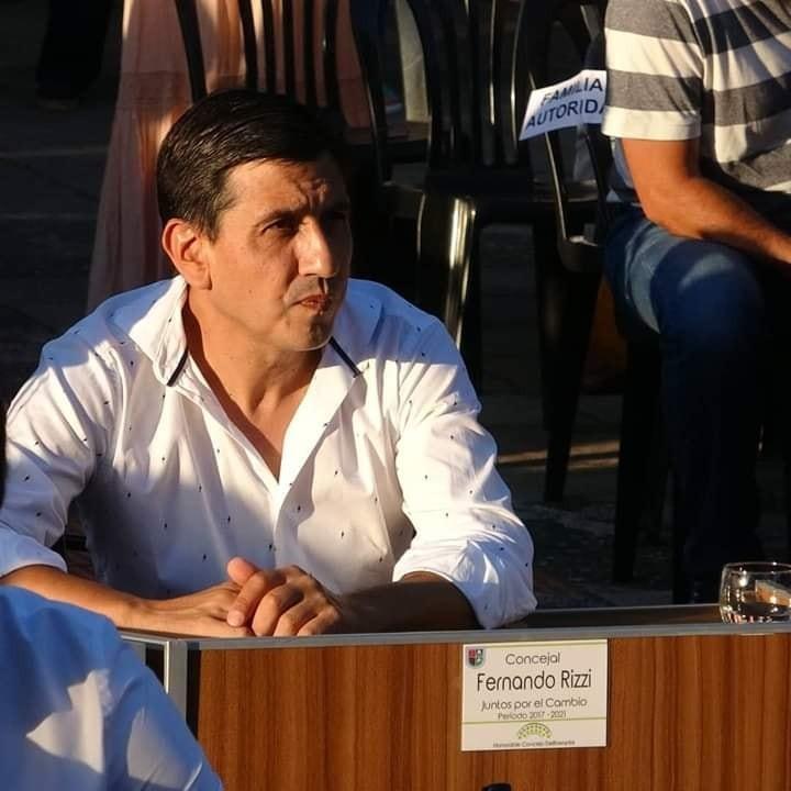 Concejal Rizzi