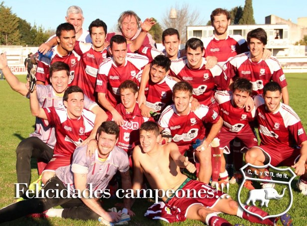 Defensores campeón del Torneo Apertura