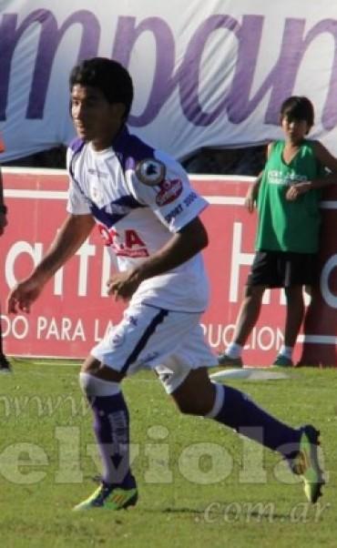 """Fernando """"Pina"""" Luna jugará en Arsenal"""