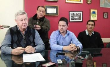 Presentaron plataforma de seguridad y emergencias para Pérez Millán