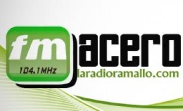 Radio Acero cumple hoy 30 años