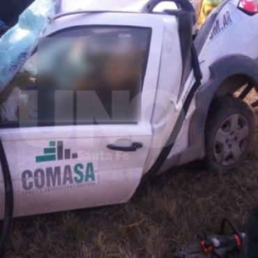 Falleció un joven de Ramallo en un accidente de tránsito en Cañada Rosquín