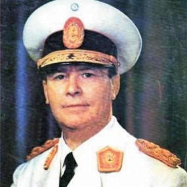 Acto homenaje al General Manuel Savio