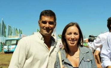 Perié se reúne con Vidal y Macri