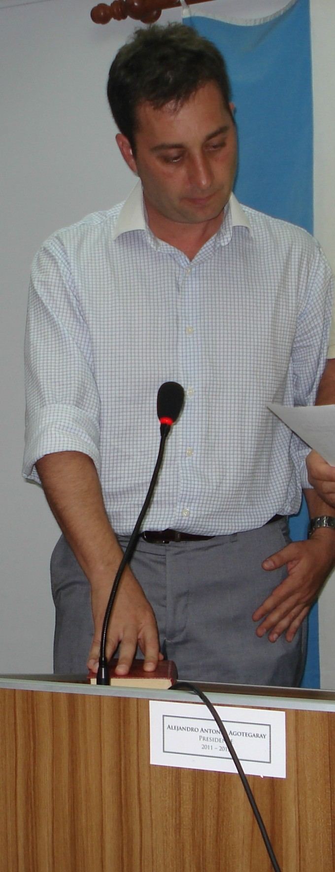 Concejal Onofri