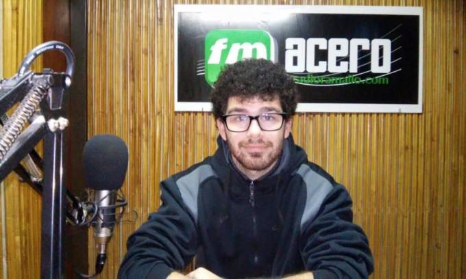 """Federico Pérez- Presidente de la Juventud Peronista """"El peronismo de Ramallo hoy parece más un  hogar de ancianos que una casa de formación política""""."""