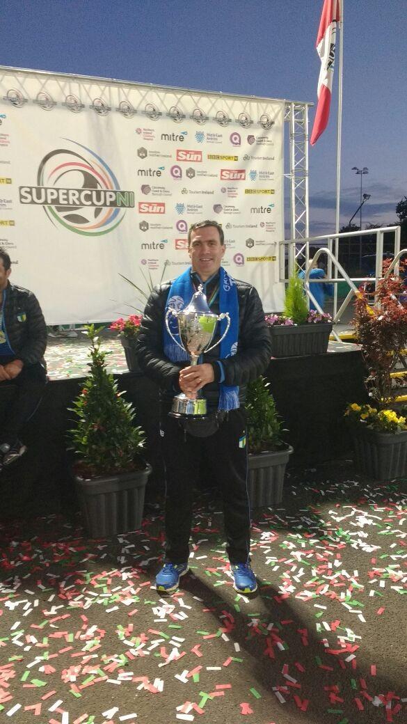 Fernando Vergara condujo a la gloria al O' Higgins