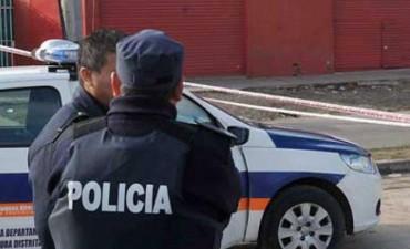 Rápido accionar policial tras el incendio de la escuela en Villa General Savio