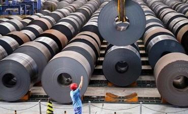 La producción de acero y los números que preocupan