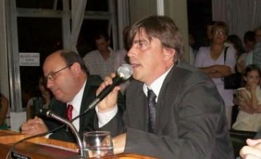 "Fabrizzi ""Yo soy radical desde la cuna"""