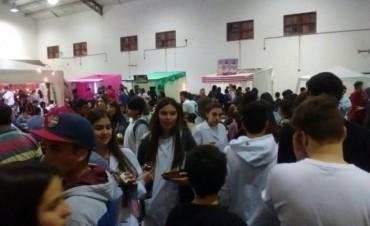 Feria de Ciencia y Tecnología en la escuela Técnica