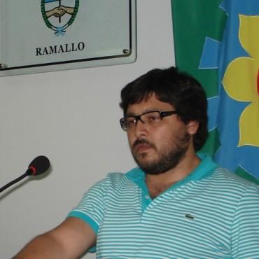 Gastón Castro fue desafectado del Concejo Deliberante
