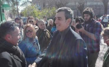 Randazzo visitó Villa Ramallo