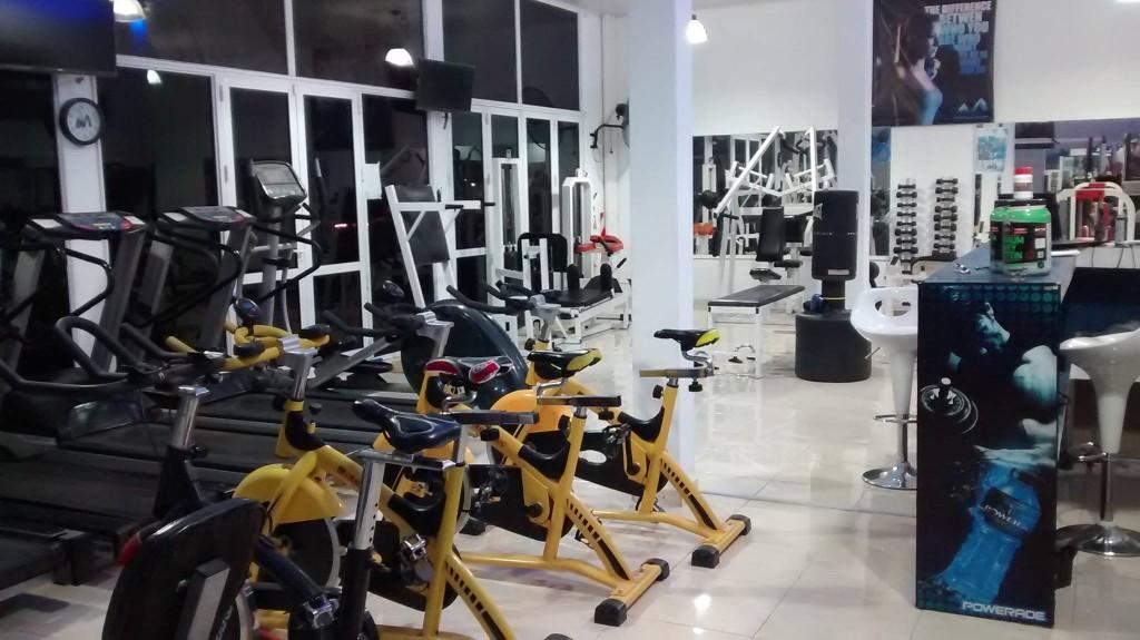 Villa Ramallo: Robaron Machi Gym