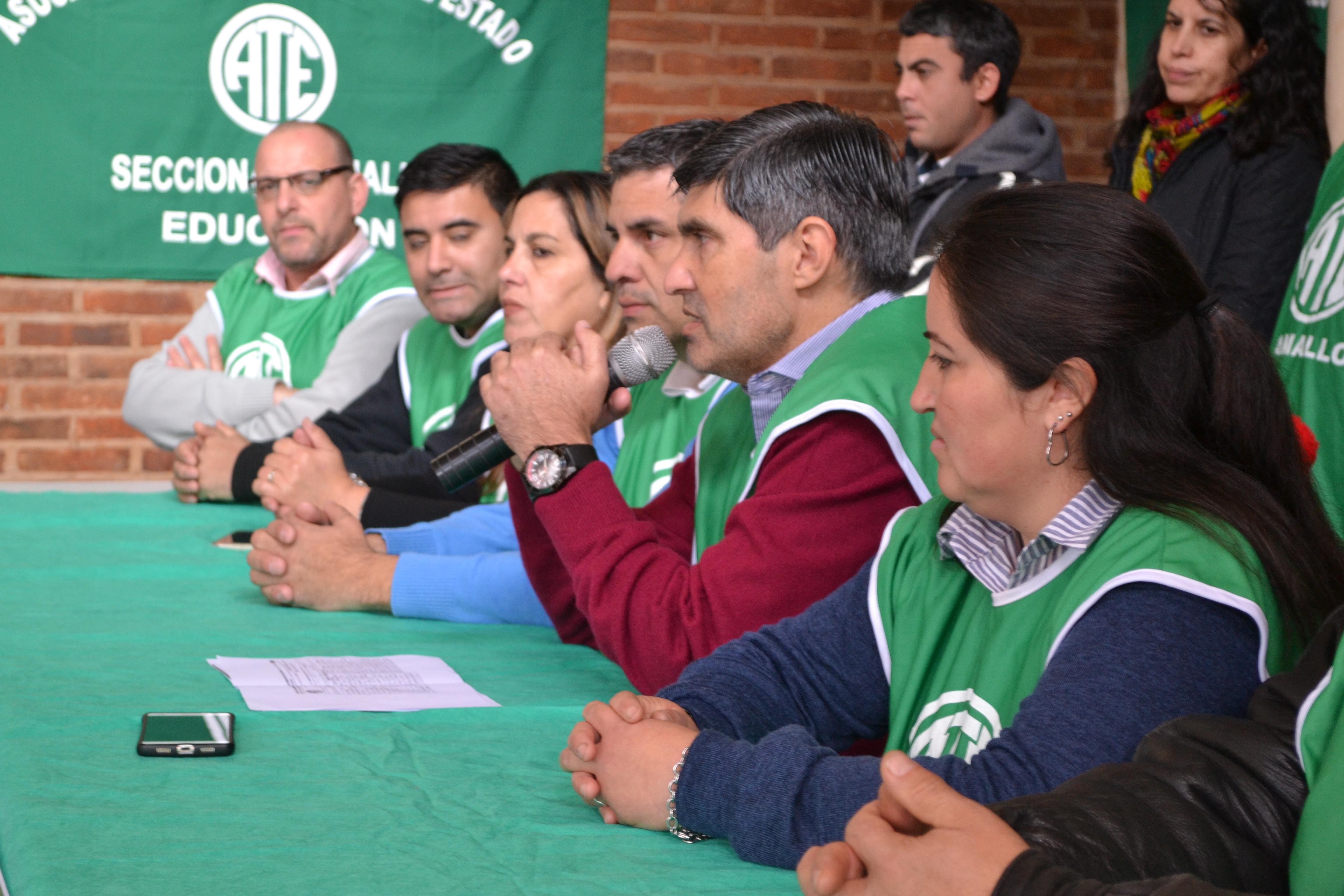 Lescano 'Los desafíos son seguir creciendo y seguir consolidando nuestra organización'