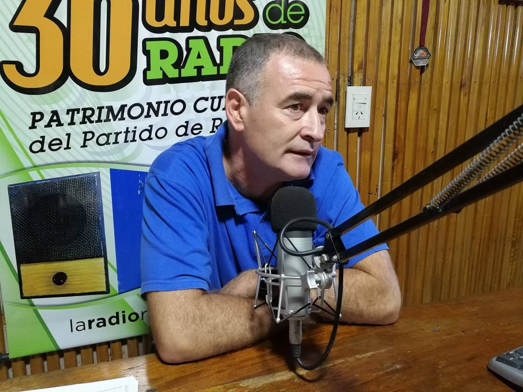 Entrevista al Intendente Mauro Poletti  'Hoy no hay changas, la economía está destruida a partir de las políticas que han implementado a nivel nacional este gobierno'