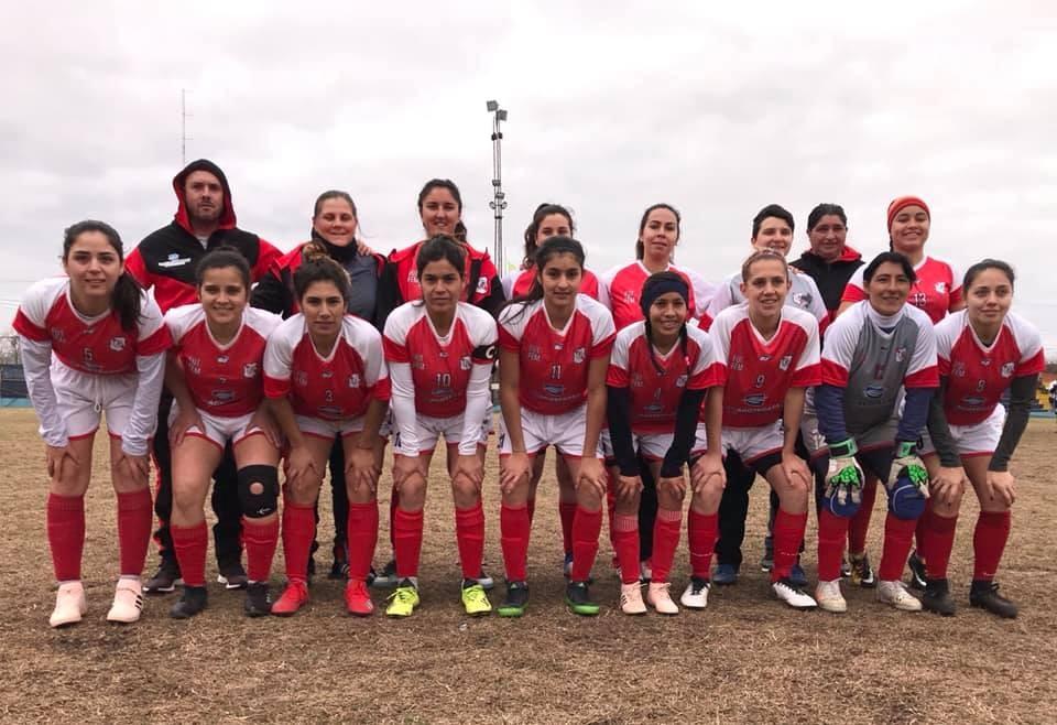 Fútbol Femenino: Matienzo finalista del torneo Apertura