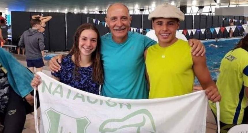 Francisco Butti y Catalina Oviedo Campeones Nacionales
