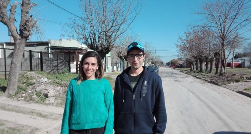 Frente de Izquierda y de los Trabajadores  Entrevista a Leonardo Aramburu y Victoria Guiñazuz  'Vamos a trabajar por los jóvenes, las mujeres y los trabajadores'