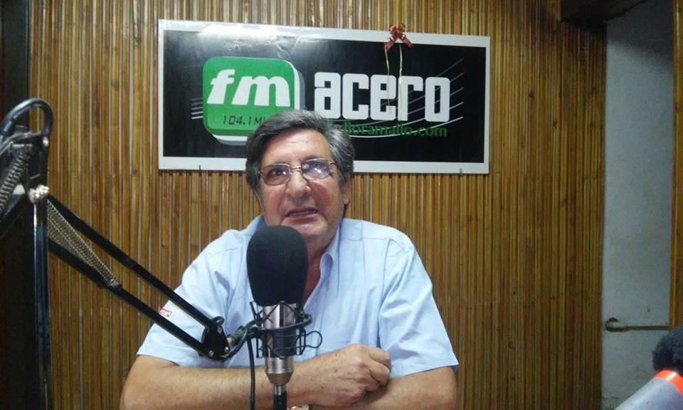 Roberto Aroza fue elegido presidente de la Federación Agraria