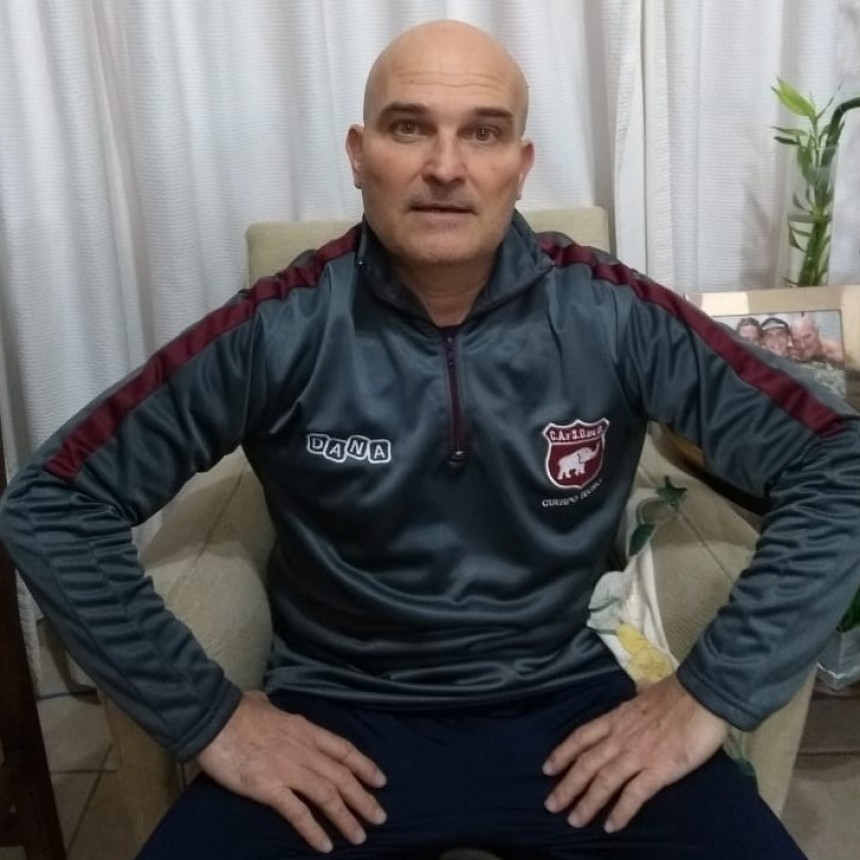 """Juan Manuel Desposito: """"Mi opinión es que no debería haber fútbol del Federal A hasta el año que viene"""""""