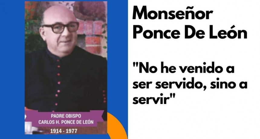 Recordando al Obispo Ponce de León