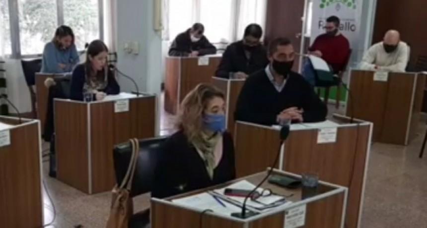 Varios temas se trataron en el concejo deliberante: llamativamente no se aprobó el pedido de la oposición para informar el organigrama de funcionarios municipal