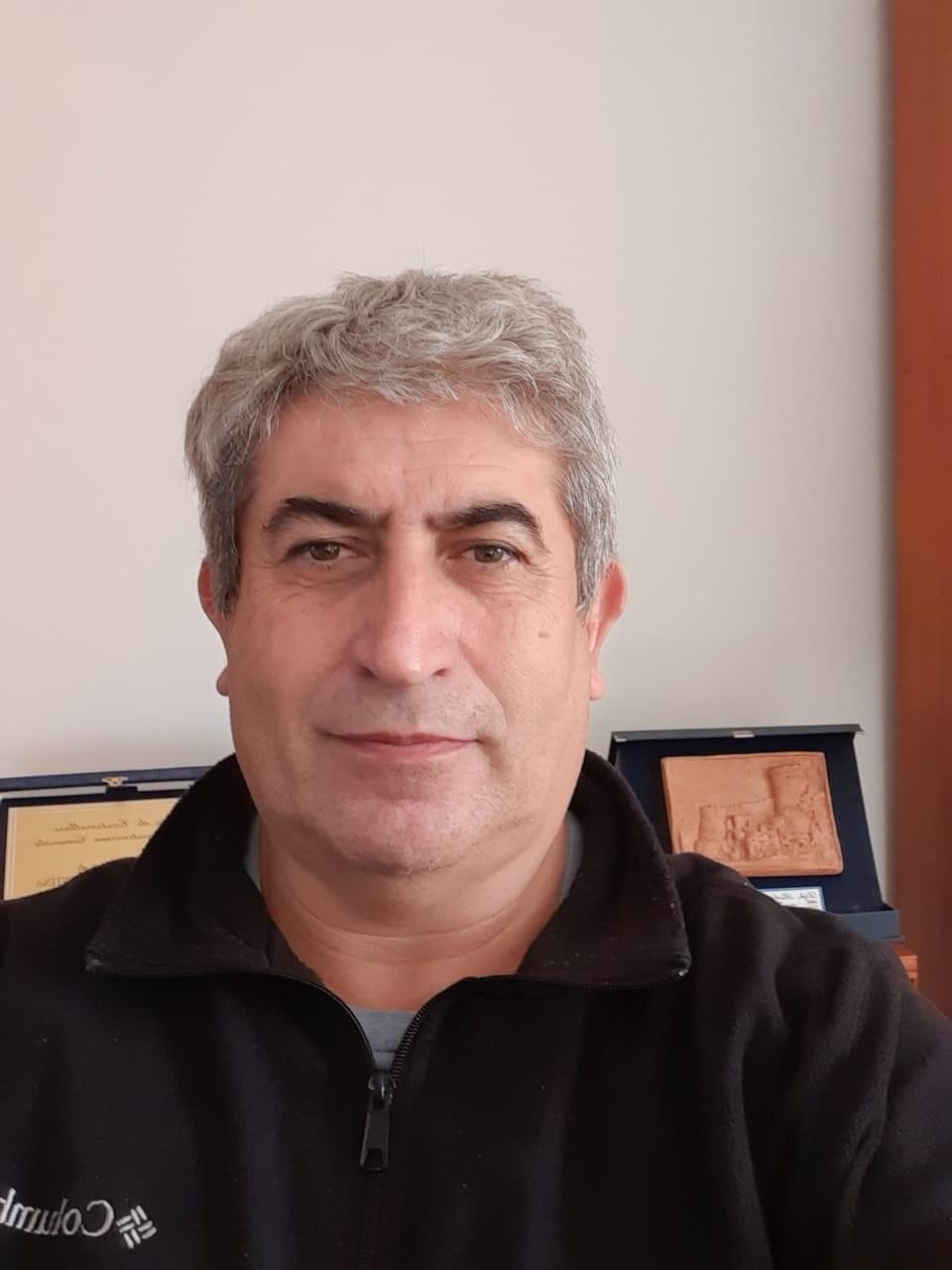 """Profesor Filpo  """"Gustavo Posse y los amigos de la provincia me han preguntado si estaba dispuesto a participar en la lista de diputados"""""""