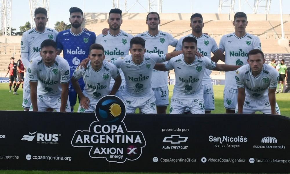 La Copa Argentina se vuelve a jugar en San Nicolás