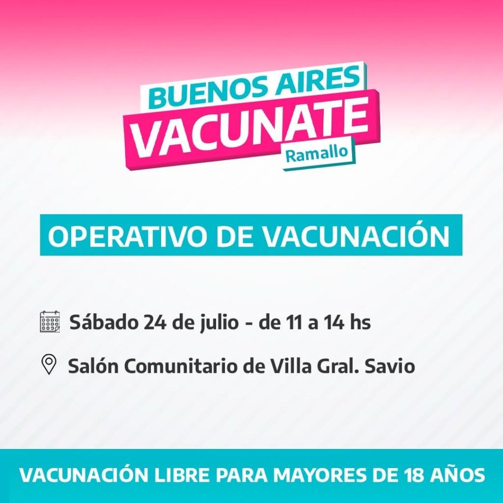 Vacunación en VGS