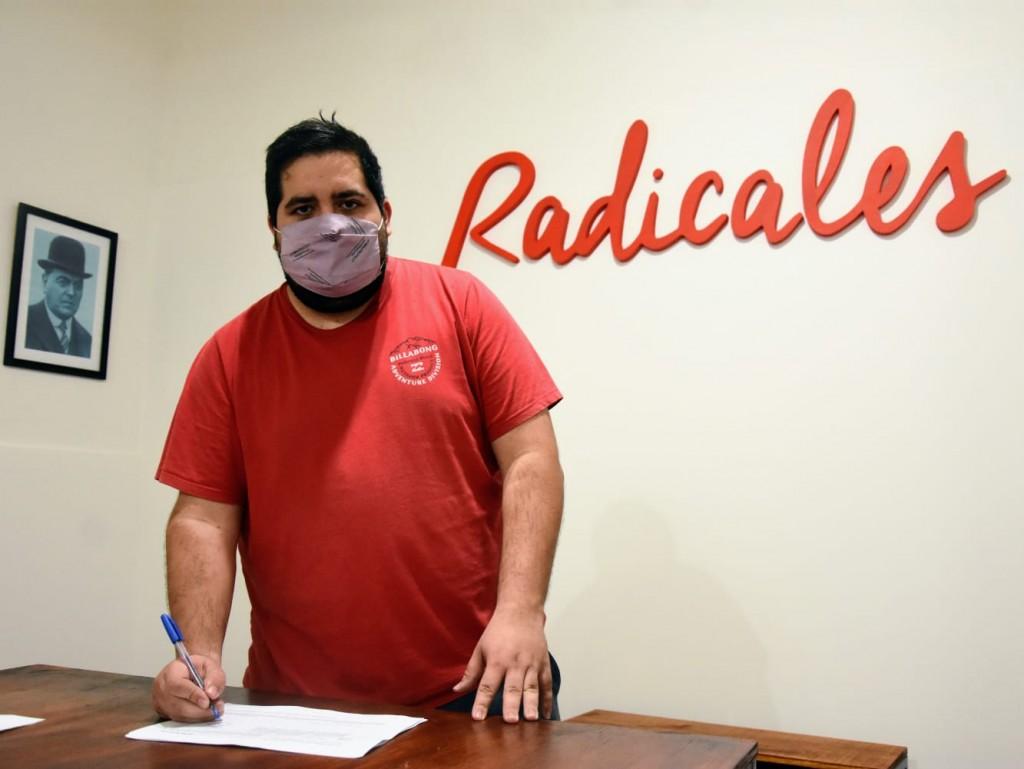 Juan Filpo encabeza la lista de Facundo Manes en Ramallo