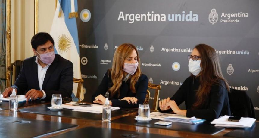 """Gómez Alcorta: """"En 18 meses de gestión demostramos que, pese a los efectos de la pandemia, es posible ampliar derechos"""""""