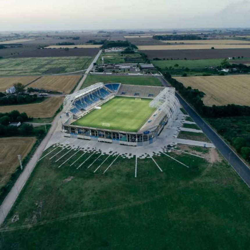 La Copa Argentina se sigue jugando en el Estadio de San Nicolás