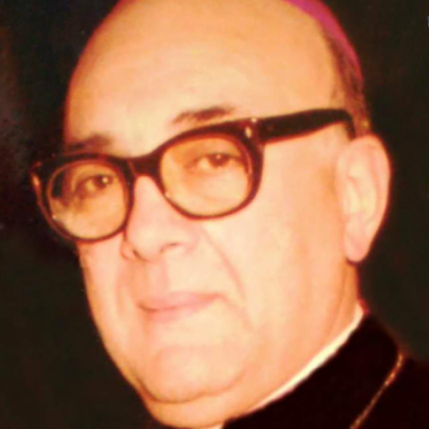 A 44 años de la muerte de Monseñor Ponce de León