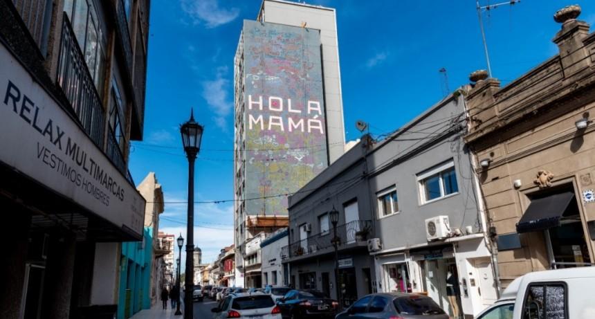 El artista Martín Ron realizará intervenciones urbanas en San Nicolás