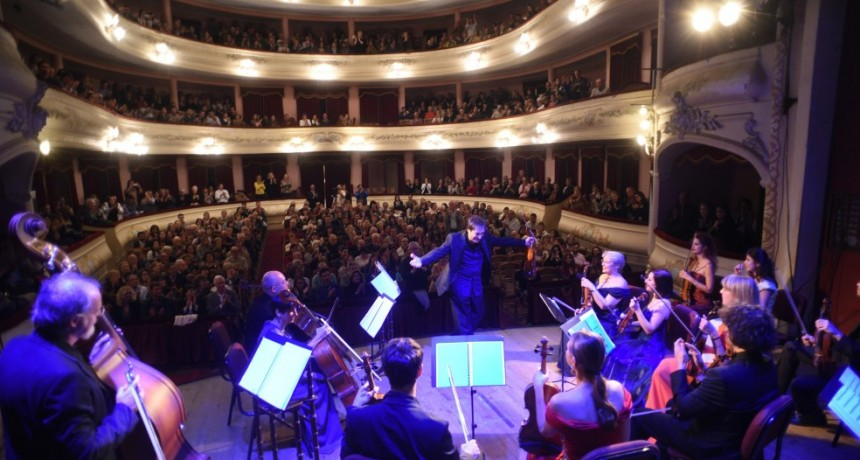 Cultura Ternium en Casa: 2° parte de Camerata Ducale