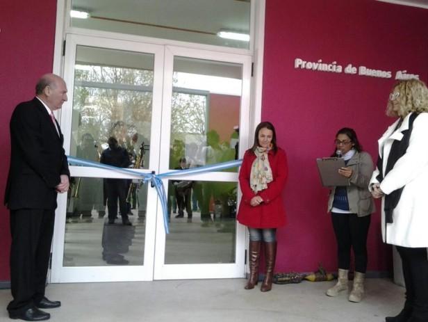 Se inauguró la Escuela Secundaria 5