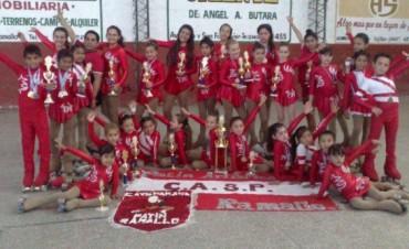 El club Atlético y Social Paraná participó de un selectivo de Patín Artístico
