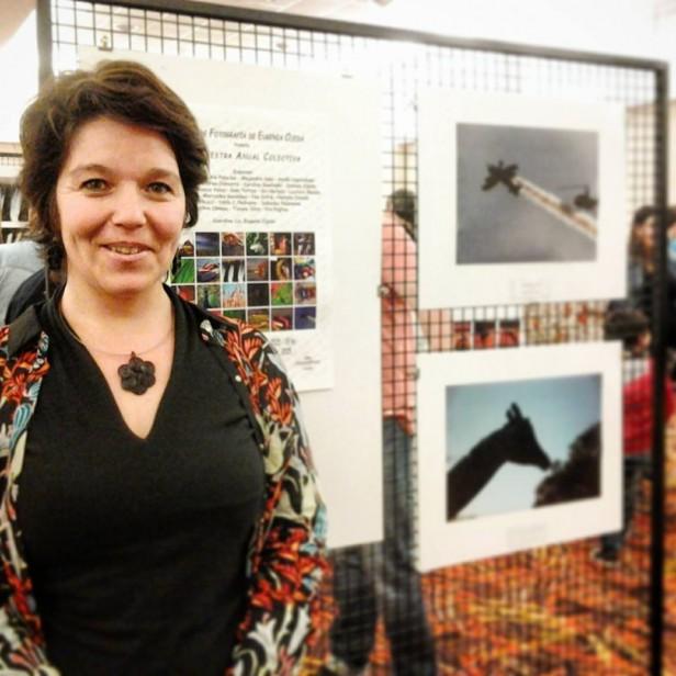 Quedó inaugurada la IV Muestra Anual del Taller de fotografía de Eugenia Ojeda
