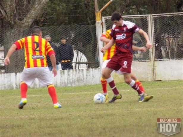 Matienzo derrotó a Conesa y Defensores igualó con Belgrano en la segunda fecha del Clausura.