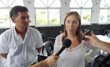 Para Gobernador: María Eugenia Vidal del PRO fue la más votada en Ramallo