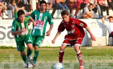 Defensores visita a Juventud Antoniana por el Tetradecagonal del Torneo Federal A