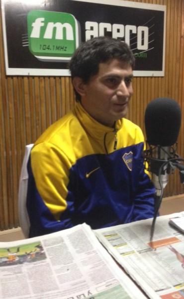 Julio Macias: