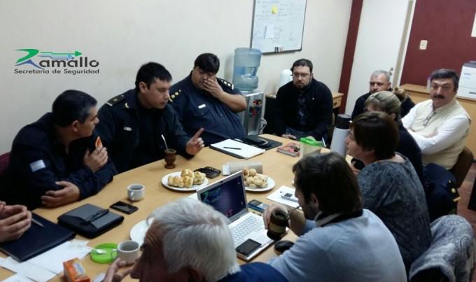 Reunión del Comité de Seguridad