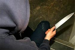 Villa Ramallo: Le roban el celular y dinero con un cuchillo