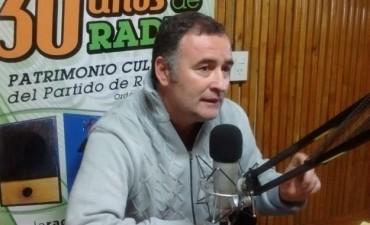 Intendente Mauro Poletti: