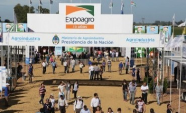Expoagro se muda a San Nicolás