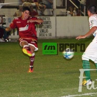 Federico Castro vuelve a jugar en Defensores