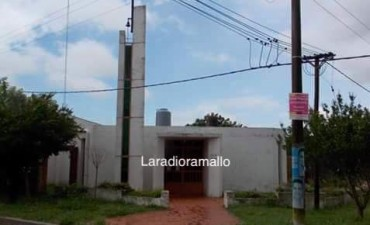Atacan la parroquia de Villa General Savio